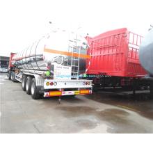 Aluminum Fuel Tanker Trailer 40000-50000Litres