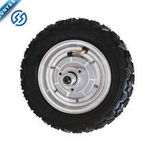 Motor eléctrico sin cepillo del eje de la vespa de la rueda de la E-bici 250w con el neumático de 10 pulgadas