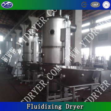 konveksi haba Fluidizing and Boiling Dryer