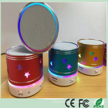 Attractive Design Portable LED Wireless Speaker (BS-138)