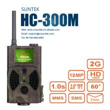 Suntek Venda Quente MMS SMTP Night Vision Hunting Camera