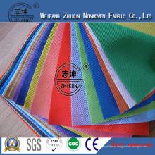 Cross tecido não tecido com alta qualidade