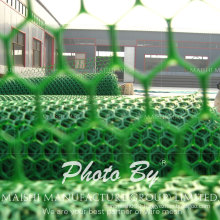 Plastic Poultry Netting Extruded Plastic Mesh