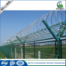 CBT-65 450mm Cross Razor Wire For Defense