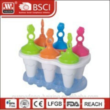 Hot Sale & Good quality Plastic Ice-Lolly Maker Set