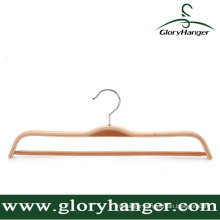 Hight Quality Plywood Hanger with Pant Bar