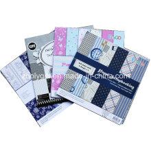 "DIY Scrapbooking 6X6 ""Patterned Papier Pack Handgemachtes Einklebebuch Papier"