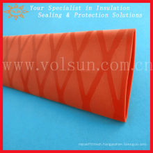 For dragon boat paddle non-slip heat shrink tubing Red