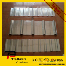 aluminum corrugated plastic sheet