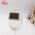 HYYX сюрприз игрушка Сделано в Китае деревянные корабли украшения доске клип