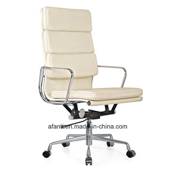 Modern Lift Swivel Eames Office Leather Executive Chair (RFT-A01-2)