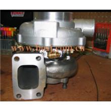 He351 He351cw He351V He351ve Desenho de desempenho de roda de compressor Billet Roda estendida usinada CNC para Dodge / Cummin S 5.9 EUA