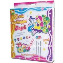 Поделки Ангел и колокольчики краска комплект