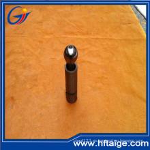 Parte hidráulica bien Pistón tratado térmicamente para motor de pistón