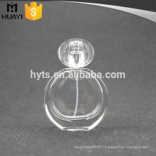 Best Service 50ml Round Luxury Perfume Glass bottle