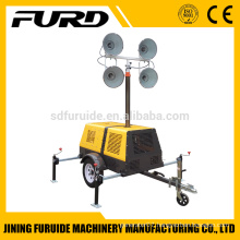 Automatic Elevating Industrial Portable Lighting Tower (FZMT-400B)