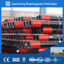 2015 BEST PRICE ERW weld black carbon steel pipe price per ton