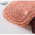 Natürliche lose Jade Strang Größe 2mm 3mm Großhandel rosa Aventurine Original Jade Stein