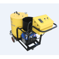 Máquina de selagem de fendas de concreto de superfície de estrada