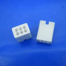 Porous Zirconia Ceramic Block with Precision Screw