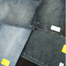 6,5 oz Baumwolle Poly Denim-Stoff mit Spandex Made in China