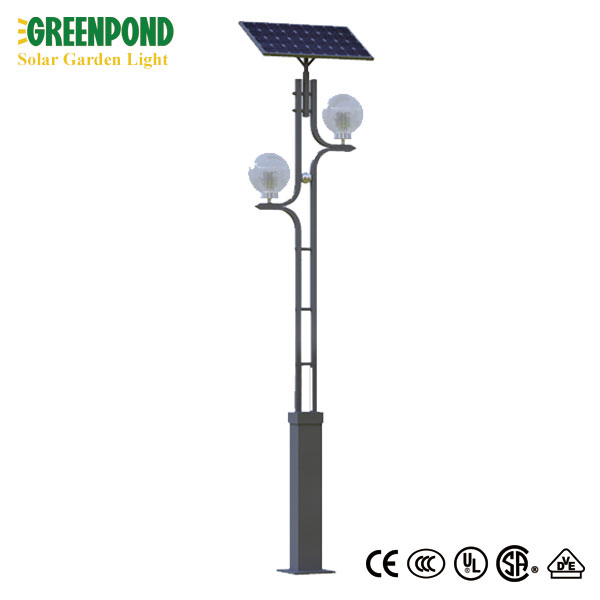 IP65 Fantastic Design LED Solar Garden Light