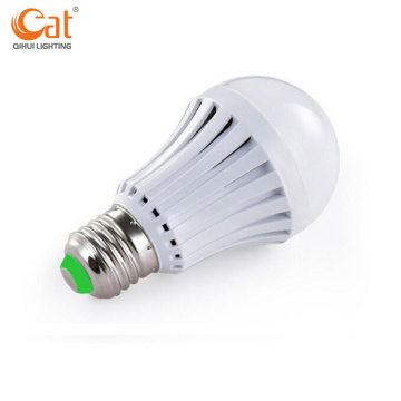 9W weiße Energiespar-LED-Lampe