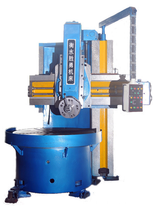 Newest automatic cnc vertical turret lathe tool