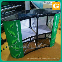 Advertising Table Display, Meeting Popup Counter Stand