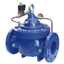 Válvula de control de agua eléctrica (GA600X)