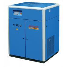 Compresor de tornillo de 10 hp con secador