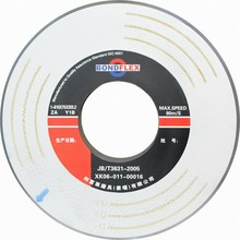 High Speed and Heavy-Duty Resin Bonded Grinding Wheels