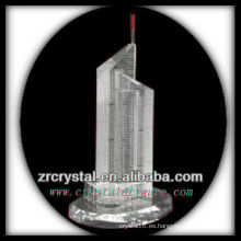 Maravilloso Crystal Building Model H034