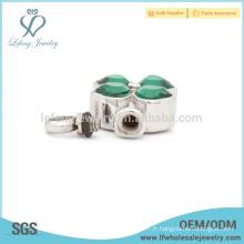 Belles bijoux en crémation de trèfle, design pendentif en crémation
