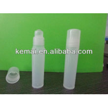 Plastic roll on bottle