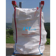 1.0 Ton Jumbo Bag for Firewood with Ventilated Fabric