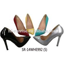 Sexy Frauen Dame Schuhe mit High Heel
