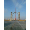 Trusses Prefab Portable Steel Structure Bridge
