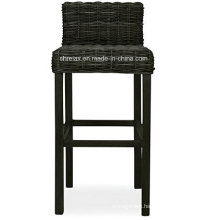 Patio Resin Wicker Garden Outdoor Furniture Rattan Bar Set Stool