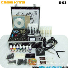 China for Tattoo Ink Kits Tattoo Case Kits Tattoo Machine supply to Guinea Manufacturers