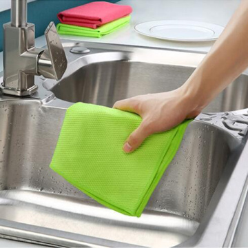 Conjunto de toallas de cocina de microfibra