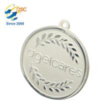 Arte livre da medalha da maratona customizável da maratona do preço de fábrica do projeto livre