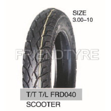 Motorcycle Tire Size