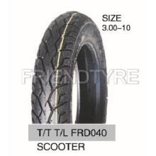 Motorrad-Reifen-Größe