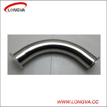 Sanitary Stainless Steel 90 Degree 3D Elbow