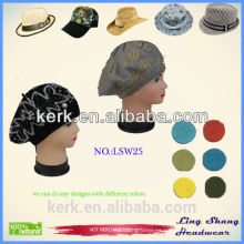 2015 invierno mujeres niñas informal Baggy Beret trenzado Beanie lana ganchillo Beanie Casquette Boina Feminina Ski Cap Hat para las mujeres