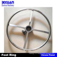 Steel Ring, Chromed Steel Ring