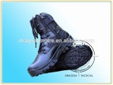 Hot sale leather military boot