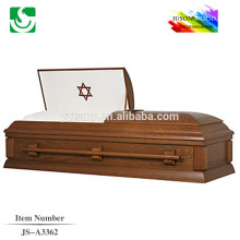 wholesale handcraft rose wooden casket