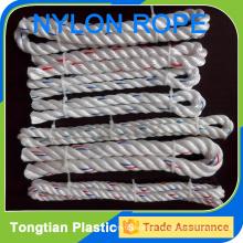 AAA - cuerda de nylon de 3 hilos para el envío del uso marino de la pesca